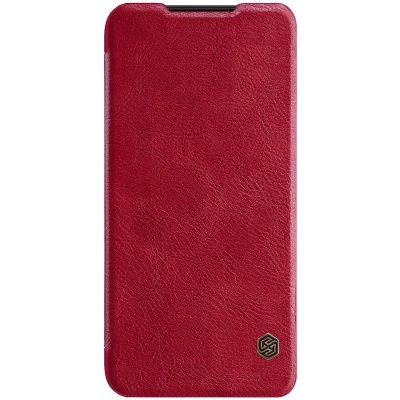 Nillkin Qin Leather Case pro Xiaomi Redmi 7 Red