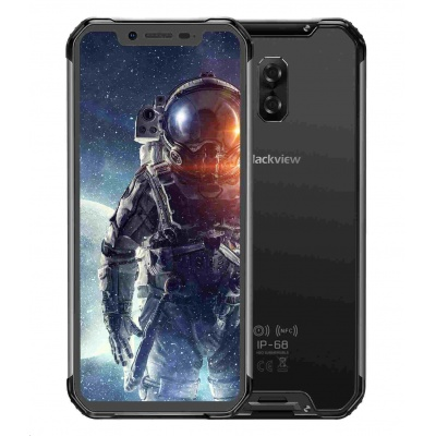 iGET Blackview GBV9600 Pro 2019, Dual SIM, IP69K, Black