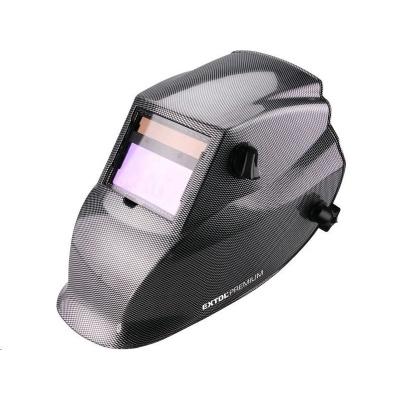 Extol Premium kukla svářecí samostmívací, karbonová 8898027