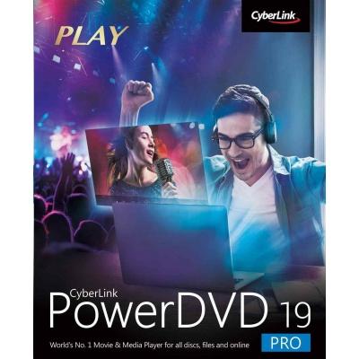 Cyberlink PowerDVD 19 Pro