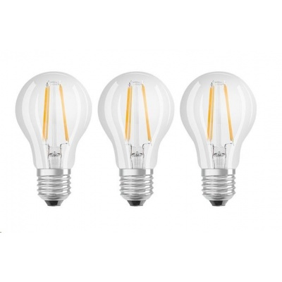 OSRAM LED BASE CL A Filament 7W 840 E27 806lm 4000K (CRI 80) 10000h A++ (Krabička 3ks)