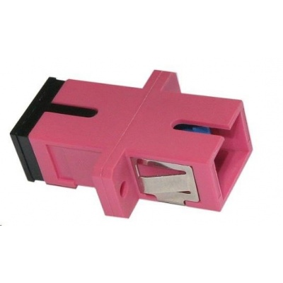 Optická spojka multimode simplex SC-SC, PC, OM4