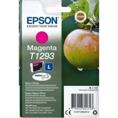 """EPSON ink bar Singlepack """"Jablko"""" Magenta T1293 DURABrite Ultra Ink (7 ml)"""