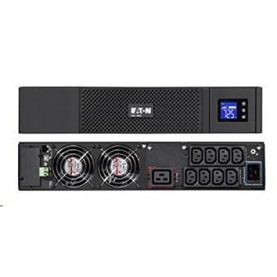 Eaton 5SC 3000i RT2U, UPS 3000VA / 2700W, 8 zásuvek IEC, LCD, rack/tower