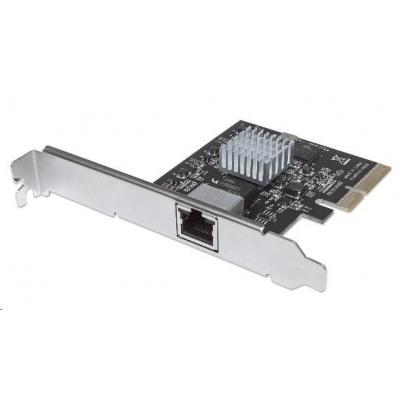 Intellinet 10 Gigabit PCI Express Network Card, 1x 10GBase-T RJ45 port