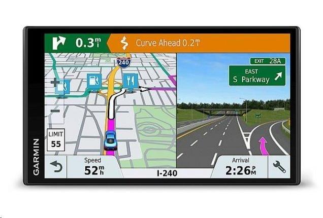 Garmin GPS navigace DriveSmart 61T-D Lifetime Europe20