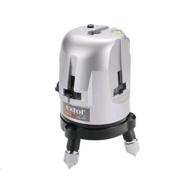 Extol Premium laser liniový, křížový samonivelační 8823310 chybí navigátor