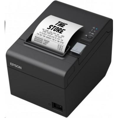Epson TM-T20III, USB, RS232, 8 dots/mm (203 dpi), řezačka, černá