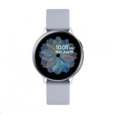 Samsung Galaxy Watch Active2 (44mm ALU), stříbrná