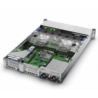 HPE PL DL380g10 4208 (2.1G/8C/11M/2400) 2x16G P408i-a/2Gssb+expander 24SFF 1x800W1/2 NBD333 2U+ Bernard 5L